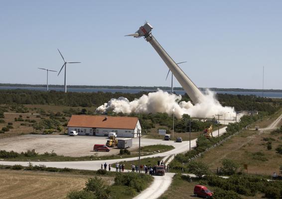 För och nackdelar med vindkraft